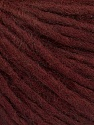 Fiber Content 50% Wool, 50% Acrylic, Brand Ice Yarns, Burgundy, Yarn Thickness 4 Medium  Worsted, Afghan, Aran, fnt2-55915