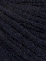 Fiber Content 50% Wool, 50% Acrylic, Navy, Brand Ice Yarns, Yarn Thickness 4 Medium  Worsted, Afghan, Aran, fnt2-55916