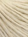 Fasergehalt 50% Wolle, 50% Acryl, Brand Ice Yarns, Ecru, fnt2-55918
