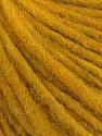 Fiber Content 50% Wool, 50% Acrylic, Brand Ice Yarns, Gold, Yarn Thickness 4 Medium  Worsted, Afghan, Aran, fnt2-55920