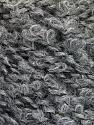 Fasergehalt 70% Acryl, 30% Polyamid, Brand Ice Yarns, Grey, fnt2-55933