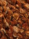 Fiber Content 55% Wool, 27% Acrylic, 18% Polyamide, Brand Ice Yarns, Cream, Copper, Yarn Thickness 5 Bulky  Chunky, Craft, Rug, fnt2-55943