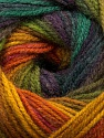 Fiber Content 100% Acrylic, Yellow, Purple Shades, Pink, Brand Ice Yarns, Green Shades, Yarn Thickness 3 Light  DK, Light, Worsted, fnt2-55956