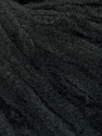 Fiber Content 100% Micro Fiber, Brand ICE, Black, Yarn Thickness 3 Light  DK, Light, Worsted, fnt2-55999