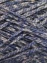 Fasergehalt 74% Leinen, 26% Polyamid, Brand Ice Yarns, Blue, Beige, fnt2-56007