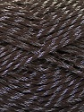 Fiber Content 95% Viscose, 5% Polyamide, Brand ICE, Dark Brown, fnt2-56012