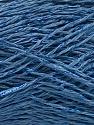 Linen Viscose Natural Yarn  Fasergehalt 76% Leinen, 24% Viskose, Brand Ice Yarns, Blue, fnt2-56018