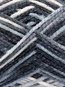 Fasergehalt 50% Wolle, 40% Polyamid, 10% Acryl, Brand Ice Yarns, Grey Shades, fnt2-56117