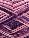 Fasergehalt 50% Wolle, 40% Polyamid, 10% Acryl, Purple, Pink Shades, Brand Ice Yarns, fnt2-56119