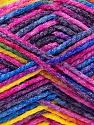 Fasergehalt 50% Wolle, 40% Polyamid, 10% Acryl, Rainbow, Brand Ice Yarns, fnt2-56126