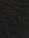 Fiber Content 6% Elastan, 33% Polyamide, 28% Kid Mohair, 18% Wool, 15% Viscose, Brand Ice Yarns, Black, Yarn Thickness 1 SuperFine  Sock, Fingering, Baby, fnt2-56131