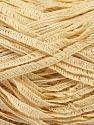 Fiber Content 74% Cotton, 26% Acrylic, Brand Ice Yarns, Cream, fnt2-56135