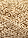 Fiber Content 62% Cotton, 23% Viscose, 15% Polyamide, Brand Ice Yarns, Cream, Yarn Thickness 2 Fine  Sport, Baby, fnt2-56156