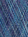 Fiber Content 50% Cotton, 50% Polyamide, Turquoise, Brand Ice Yarns, Blue Shades, fnt2-56171