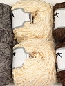 Fiber Content 100% Polyester, Mixed Lot, Brand Ice Yarns, Yarn Thickness 1 SuperFine  Sock, Fingering, Baby, fnt2-56299