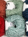 Fiber Content 100% Polyester, Mixed Lot, Brand Ice Yarns, Yarn Thickness 1 SuperFine  Sock, Fingering, Baby, fnt2-56300