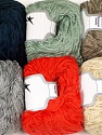 Fiber Content 100% Polyester, Mixed Lot, Brand Ice Yarns, Yarn Thickness 1 SuperFine  Sock, Fingering, Baby, fnt2-56303