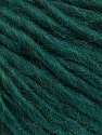 Fiber Content 50% Wool, 50% Acrylic, Brand Ice Yarns, Dark Green, Yarn Thickness 5 Bulky  Chunky, Craft, Rug, fnt2-56307
