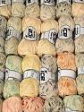 Sale Summer  Fasergehalt 84% Baumwolle, 16% Polyamid, Brand Ice Yarns, fnt2-56343