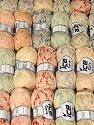 Sale Summer  Fasergehalt 84% Baumwolle, 16% Polyamid, Brand Ice Yarns, fnt2-56344