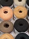 Giglio Cotton  Fasergehalt 67% Baumwolle, 33% Polyester, Brand Ice Yarns, fnt2-56349