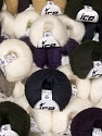 Kid Mohair Fine  Fasergehalt 40% Polyamid, 30% Acryl, 30% Kid Mohair, Brand Ice Yarns, fnt2-56358