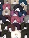 Kid Mohair Fine  Fasergehalt 40% Polyamid, 30% Acryl, 30% Kid Mohair, Brand Ice Yarns, fnt2-56359