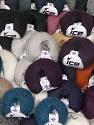 Kid Mohair Fine  Fasergehalt 40% Polyamid, 30% Acryl, 30% Kid Mohair, Brand Ice Yarns, fnt2-56363