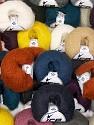 Kid Mohair Fine  Fasergehalt 40% Polyamid, 30% Kid Mohair, 30% Acryl, Brand Ice Yarns, fnt2-56364