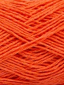 Fiber Content 100% Cotton, Orange, Brand ICE, Yarn Thickness 2 Fine  Sport, Baby, fnt2-56506