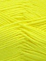 Fiber Content 50% Bamboo, 50% Acrylic, Neon Green, Brand ICE, Yarn Thickness 2 Fine  Sport, Baby, fnt2-56576