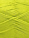 Fiber Content 50% Bamboo, 50% Acrylic, Light Green, Brand ICE, Yarn Thickness 2 Fine  Sport, Baby, fnt2-56577