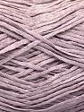 Fiber Content 60% Cotton, 40% Viscose, Lilac, Brand ICE, Yarn Thickness 2 Fine  Sport, Baby, fnt2-56709