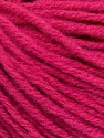 Fiber Content 50% Wool, 50% Acrylic, Brand ICE, Candy Pink, Yarn Thickness 4 Medium  Worsted, Afghan, Aran, fnt2-56746