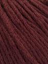 Fiber Content 50% Polyamide, 50% Extrafine Merino Wool, Brand ICE, Burgundy, fnt2-56821