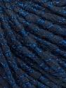 Fiber Content 50% Acrylic, 36% Wool, 14% Polyamide, Navy, Brand ICE, Blue, fnt2-56835