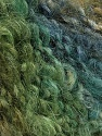 Fiber Content 60% Acrylic, 40% Mohair, Brand ICE, Green Shades, fnt2-56870