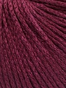 Fiber Content 60% Cashmere, 40% Silk, Brand ICE, Burgundy, Yarn Thickness 3 Light  DK, Light, Worsted, fnt2-56914