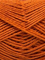 Fiber Content 60% Viscose, 40% Cotton, Orange, Brand ICE, fnt2-56947