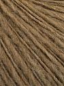 Fiber Content 60% Acrylic, 40% Wool, Brand ICE, Camel, fnt2-56997