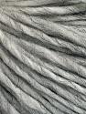 Fiber Content 50% Wool, 50% Acrylic, Brand ICE, Grey Melange, fnt2-57001