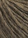 Conţinut de fibre 50% Acrilic, 50% Lână, Brand ICE, Dark Camel, fnt2-57007