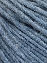 Conţinut de fibre 50% Lână, 50% Acrilic, Light Blue Melange, Brand ICE, fnt2-57011