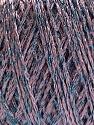 Conţinut de fibre 85% Viscoză, 25% Metalic lurex, Lilac, Brand ICE, Blue, fnt2-57026