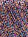 Conţinut de fibre 75% Viscoză, 25% Metalic lurex, Pink, Lilac, Brand ICE, Gold, Blue, fnt2-57029