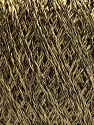 Fiber Content 85% Viscose, 25% Metallic Lurex, Light Olive Green, Brand ICE, Brown, fnt2-57037