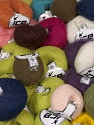 Kid Mohair Fine  Fiber Content 40% Polyamide, 30% Kid Mohair, 30% Acrylic, Brand ICE, fnt2-57070