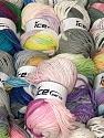 Magic Bulky  Conţinut de fibre 100% Acrilic, Brand ICE, fnt2-57125