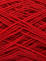 Fiber Content 100% Cotton, Red, Brand ICE, Yarn Thickness 1 SuperFine  Sock, Fingering, Baby, fnt2-57188