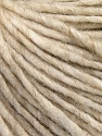Fiber Content 70% Acrylic, 30% Wool, Brand ICE, Beige Melange, Yarn Thickness 4 Medium  Worsted, Afghan, Aran, fnt2-57216